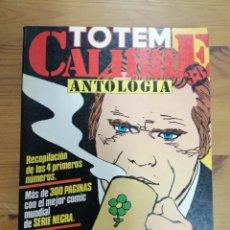 Cómics: TOTEM - CALIBRE 38 ANTOLOGIA . RETAPADO 300 PÁGINAS. Lote 287826448