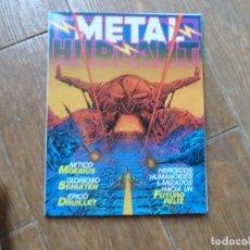 Cómics: METAL HURLANT N º 3 NUEVA FRONTERA EUROCOMIC 1981. Lote 287905628