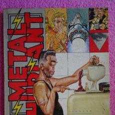 Cómics: METAL HURLANT 42-43-44 TOMO 14 EDITORIAL EUROCOMIC 1986 NUEVA FRONTERA. Lote 288002238