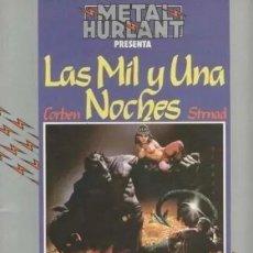 Cómics: METAL HURLANT COL. HUMANOIDES Nº 3 LAS MIL Y UNA NOCHES (CORBEN / STRNAD) EUROCOMIC - OFI15T. Lote 288331758