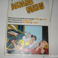 Cómics: BESAME MUCHO 7.PRODUCCIONES EDITORIALES,AÑO 1982.. Lote 288973083
