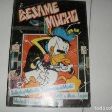 Cómics: BESAME MUCHO 2.PRODUCCIONES EDITORIALES,AÑO 1982.. Lote 288973498