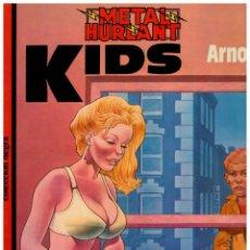 Cómics: COLECCIÓN NEGRA 24. KIDS. ARNO. BUENO.. Lote 289341353