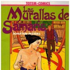 Cómics: COLECCION VERTIGO 9. - LAS MURALLAS DE SAMARIS - SCHUITEN. BUENO.. Lote 289341823