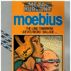 Cómics: COLECCION HUMANOIDES 7. - THE LONG TOMORROW - MOEBIUS. BUENO.. Lote 289342953