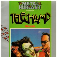Cómics: COLECCION HUMANOIDES 2. - TELECHAMP - MACEDO. BUENO.. Lote 289343203