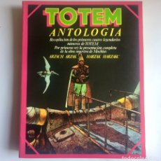 Cómics: TOTEM ANTOLOGIA Nº 1 MOEBIUS ARZACH. CUATRO PRIMEROS NÚMEROS. Lote 289685638