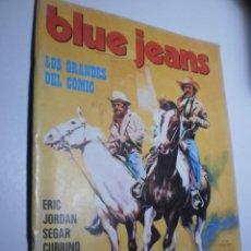 Cómics: BLUE JEANS Nº 16 LOS GRANDES DEL CÓMIC ERIC, JORDAN, SEGAR, CUBBINO, DEL CASTILLO (BUEN ESTADO). Lote 289997343