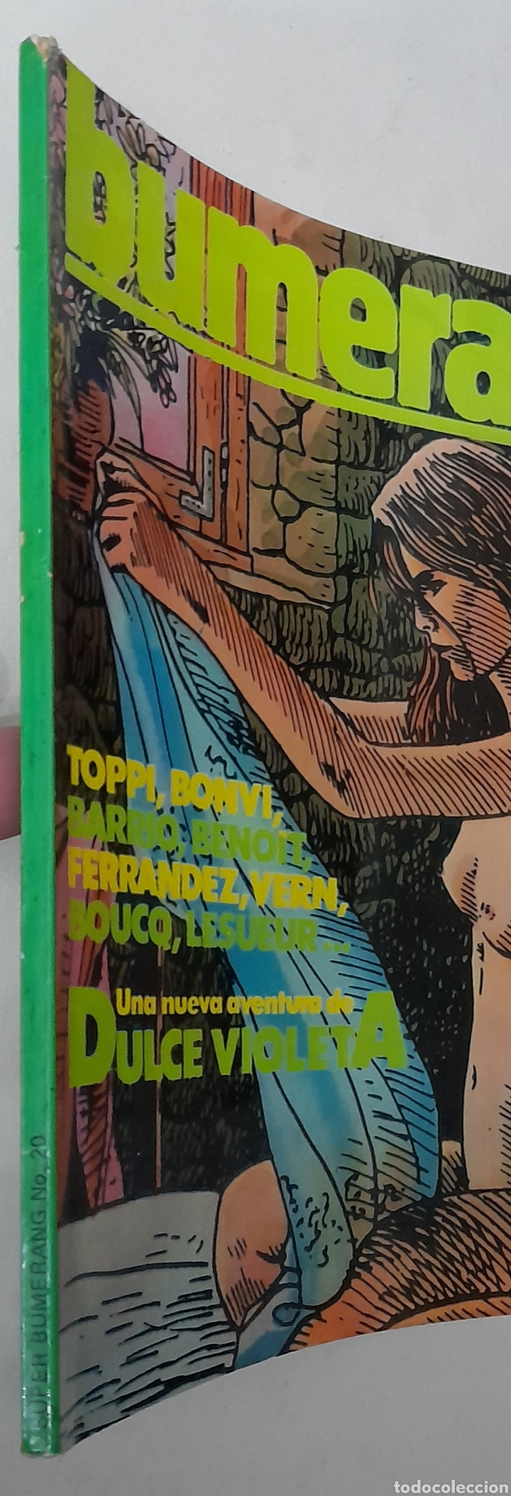 Cómics: SUPER BUMERANG. No. 20 - Editorial Nueva Frontera, S.A. - Foto 3 - 290114893