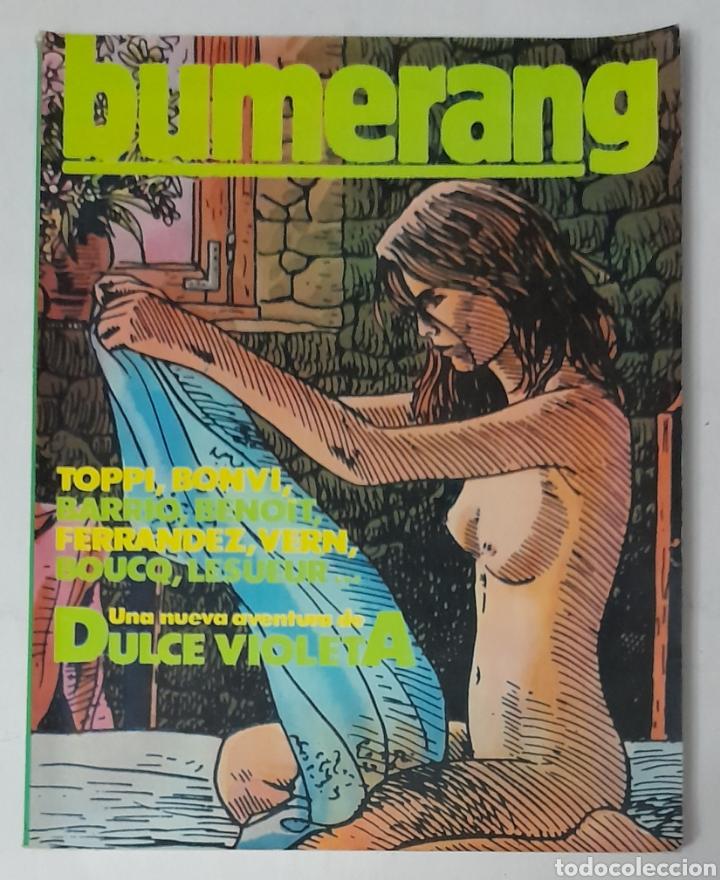 SUPER BUMERANG. NO. 20 - EDITORIAL NUEVA FRONTERA, S.A. (Tebeos y Comics - Nueva Frontera)
