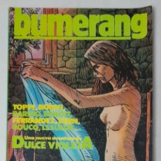 Cómics: SUPER BUMERANG. NO. 20 - EDITORIAL NUEVA FRONTERA, S.A.. Lote 290114893