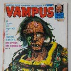 Cómics: VAMPUS NO. 40 - CON POSTERIORIDAD.. Lote 290117653