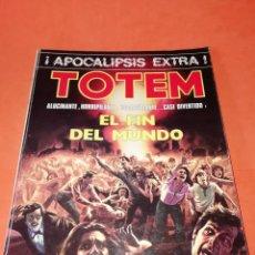 Cómics: TOTEM. EL FIN DEL MUNDO. EXTRA Nº 7. Lote 292301403