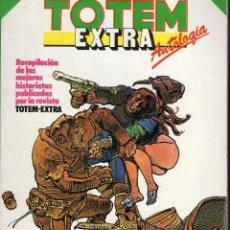 Cómics: TOTEM EXTRA ANTOLOGIA Nº 1 RETAPADO CON LOS NUMEROS 8, 9 Y 14 - NUEVA FRONTERA - SUB01M. Lote 292392108