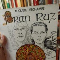 Comics: AUCLAIR/ DESCHAMPS. BRAN RUZ. Lote 292513448