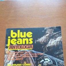 Cómics: COMIC BLUE JEANS ANTOLOGIA EDITORIAL NUEVA FRONTERA, NUMEROS 20,21,22,23 AÑO 1977 BUEN ESTADO. Lote 293354598