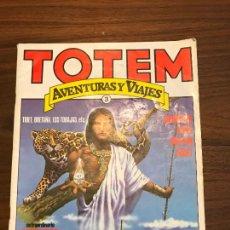 Cómics: TOTEM AVENTURAS Y VIAJES Nº 3 , EDITORIAL NUEVA FRONTERA. Lote 293485853
