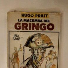 Cómics: LA MACUMBA DEL GRINGO DE HUGO PRATT DE TOTEM COMICS, NUEVO , RETRACTILADO.. Lote 296792538