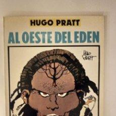 Cómics: AL OESTE DEL EDEN DE HUGO PRATT DE TOTEM COMICS , NUEVO , 1991.. Lote 296799363