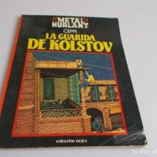 Cómics: LA GUARIDA DE KOLSTOV CEPPI. Lote 297051053
