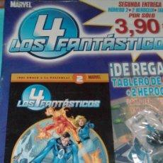 Cómics: COMIC LOS 4 FANTASTICOS MARVEL Nº2. Lote 25508836
