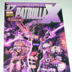 Cómics: PATRULLA X VOL 3 #17 EDICION ESPECIAL. Lote 7856031