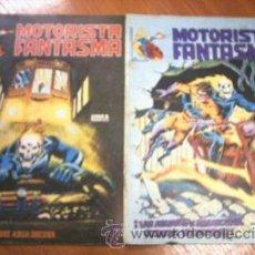 Cómics: MOTORISTA FANTASMA. LOTE COMICS 2,3. ED.1981. C2094. Lote 8287288