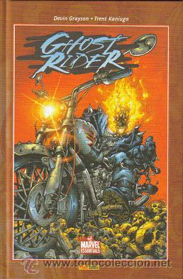 GHOST RIDER . BEST OF MARVEL ESSENTIALS (PANINI) ORIGINAL 2008 (Tebeos y Comics - Panini - Otros)
