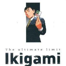 Cómics: IKIGAMI, VOLUMEN 1.. Lote 11659970