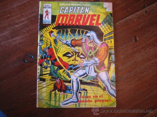 CAPITAN MARVEL Nº46 MARVEL COMICS GROUP (Tebeos y Comics - Panini - Marvel Comic)