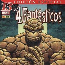 Cómics: LOS CUATRO FANTÁSTICOS. 10 - 11 - 12 - 13 - 14 - 15 - 16 - 17 EDICIÓN ESPECIAL. PANINI. Lote 16509883