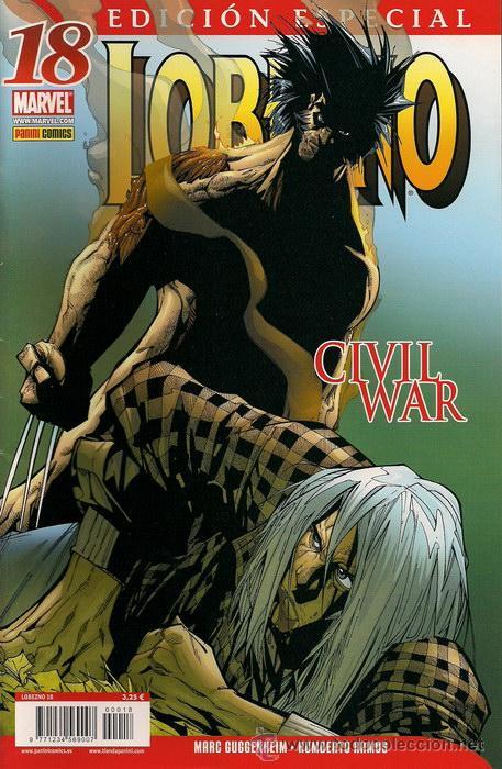LOBEZNO PANINI VOLUMEN 2 Nº 18 EDICIÓN ESPECIAL (Tebeos y Comics - Panini - Otros)