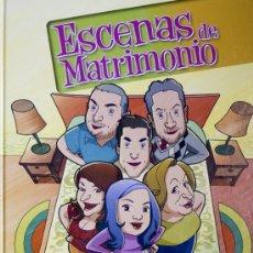 Cómics: ESCENAS DE MATRIMONIO. CÓMIC BASADO EN LA SERIE DE TELEVISIÓN.*ENVÍO GRATIS COMPRA DE 7 CÓMICS/TBOS*. Lote 16372741