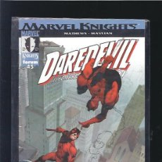 Cómics: MARVEL KNIGHTS DAREDEVIL 45. Lote 16974235