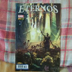 Cómics: NEIL GAIMAN/JOHN ROMITA JR. ETERNOS 7 DE 7. Lote 26021550