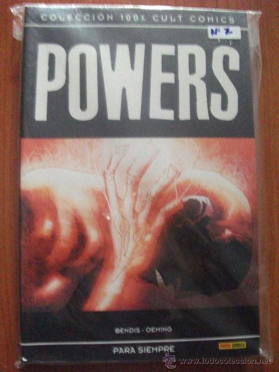 Cómics: POWERS 8 TOMOS PLANETA DEAGOSTINI Y PANINI COMICS - Foto 8 - 27593191
