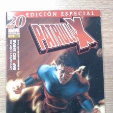 Patrulla X Vol 3 #20 Edicion Especial