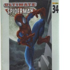 Cómics: ULTIMATE SPIDERMAN - Nº34, PANINI. Lote 21433092