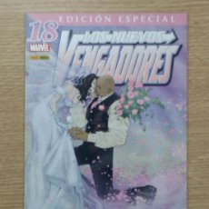Cómics: NUEVOS VENGADORES VOL 1 #18 EDICION ESPECIAL. Lote 21802703