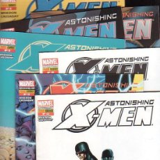 Cómics: ASTONISHING X MEN VOL I - LOTE DE 10 EJEMPLARES - EDITA : PANINI. Lote 24695728