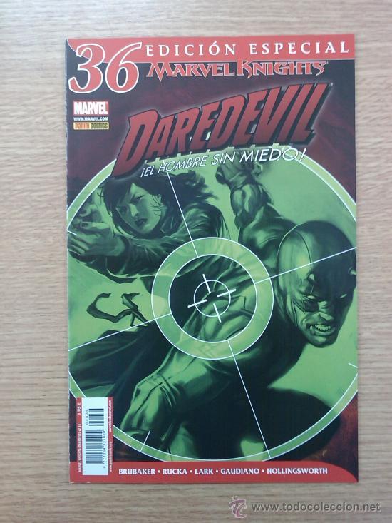 DAREDEVIL VOL 6 #36 (MARVEL KNIGHTS) EDICION ESPECIAL (Tebeos y Comics - Panini - Marvel Comic)