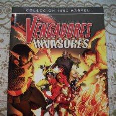 Cómics: VENGADORES VS INVASORES - BULLET POINTS. Lote 22036750