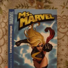 Cómics: MS MARVEL. Lote 22043399