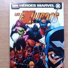 Cómics: EXILIADOS #16 HEROES REBORN. Lote 147061254