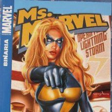 Cómics: MS. MARVEL TOMO Nº 3: BINARIA (10%DE DESCUENTO). Lote 25373716