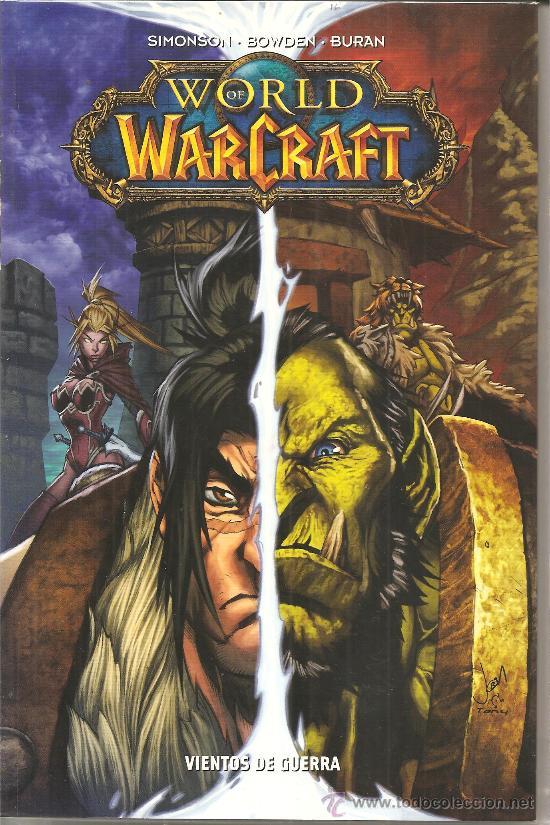 WORLD OF WARCRAFT, VIENTOS DE GUERRA (Tebeos y Comics - Panini - Otros)