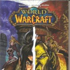 Cómics: WORLD OF WARCRAFT, VIENTOS DE GUERRA. Lote 26747710