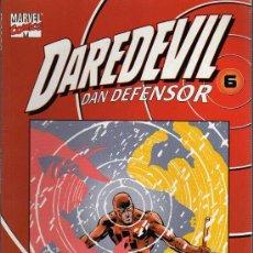 Cómics: COMIC MARVEL DAREDEVIL - N 6 DAN DEFENSOR . Lote 25690124