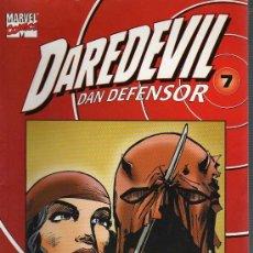 Cómics: COMIC MARVEL DAREDEVIL - N 7 DAN DEFENSOR . Lote 25690135