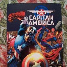 Cómics: CAPITAN AMERICA. Lote 25739748